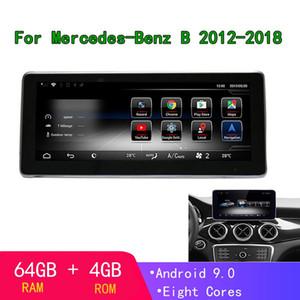 Android 9 .0 4 64g GPS auto Radio Navigation No DVD pour B -Class 2012 -2018