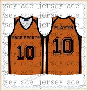 -45Новые баскетбольные майки белые черные мужские молодежные дышащие Quick Dry 100% сшитые высококачественные баскетбольные майки s-xxl3