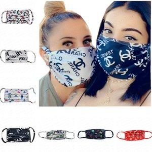 Yetişkin maskeleri Tüm Sezon Face Erkekler Kadınlar E4105 İçin Yaz Ultraviyole dayanıklı toz geçirmez Respiratörü Binme Bisiklet Sporları Ağız Kapak Maskeler Maske