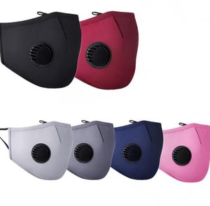 Маска для лица Антипылевая ушная раковина с дыхательным клапаном регулируемые многоразовые маски для рта защитные маски pm2. 5 Маска фильтр KKA7768