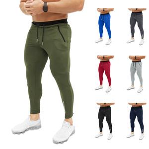 Men Joggers Pants Athletic Sweatpants Gym Workout Slim Fit With Pockets Men Sport Pants Tracksuit Fitness Male Joggers