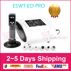Top qualité Gainswave faible intensité équipement de thérapie portable onde de choc machine Shockwave pour les traitements de la dysfonction érectile ed