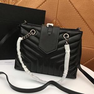 Borsa a tracolla elegante di alta qualità in pelle di lusso firmata della borsa delle donne di moda più venduta spedizione gratuita limitata in tutto il mondo NB: 502717-ONE