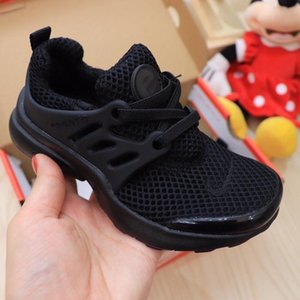2020 Designer Toddler Presto Breathable mesh Children Presto Boys Gilrs Running Sports Sneakers Trainer Candy mesh kids sneakers