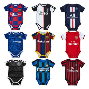 Barboteuses Jumpsuit Soccer Jersey 19 20 21 Real Madrid New SERGIIO CITP RAMOS kroos BENZEMA MARCELO Accueil Blanc à manches courtes Romper