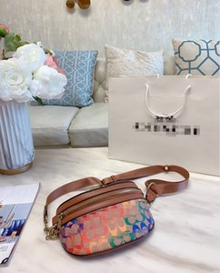Hot lady Bag 2020 New Original material High quailty Genuine leather bag fashion luxury Accessories free shipping 062491