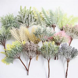 Schlafzimmer Haus Dekoration Künstliche Pflanze Gras Hochzeit Kranz Weihnachtsdekoration Zubehör Künstliche Blumen