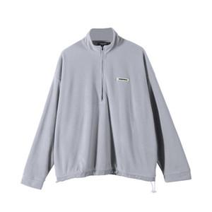 Casaco cinzento Tie Dye Bordado Baseball Homens e Mulheres Oversize Hip Hop Brasão Primavera Streetwear solto Jacket Bomber Casual