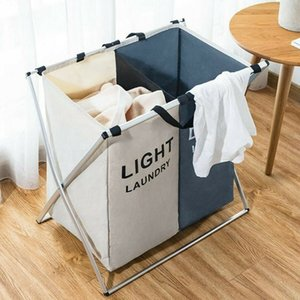 Hot New Basket Hamper for Laundry Foldable Wash Clothes Dirty Storage