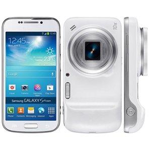 """Original Samsung Galaxy S4 hacer zoom C1010 SM-C101 4.3"""" teléfono HSDPA WI-FI Android 16MP cámara Reformado"""