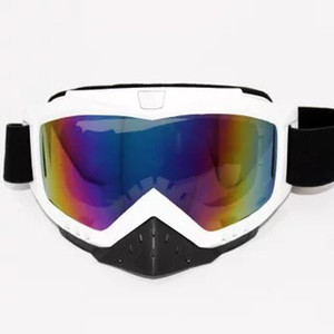 Unisex motorcycle outdoor riding helmet goggles goggles anti-ultraviolet large-frame glasses