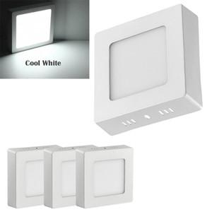 Светодиодная панель Накладные Потолочное Downlight 6W нерегулируемых Потолочный светильник для спальни, кладовая, зал заседаний