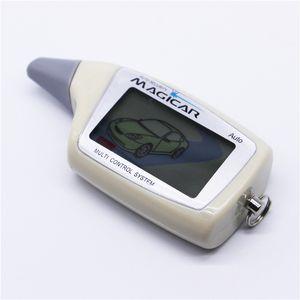 magicar 903 Magicar 902 Remote starter two way alarm Car Alarm System