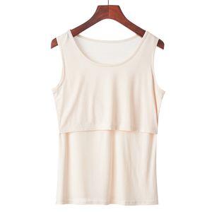 Maternity Top vest Sling Soft maternity Pregnant clothes Breastfeeding Nursing sling Spring Autumn vests CMM005
