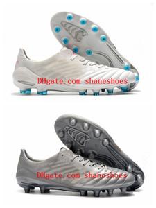 2020 en kaliteli futbol ayakkabıları mens Morelia Neo II FG futbol krampon deri futbol ayakkabıları scarpe da calcio beyaz