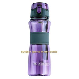 The new high-capacity cup shatterproof plastic leak-proof cups for men and women outdoor sports water bottle portable water bottle 900ML
