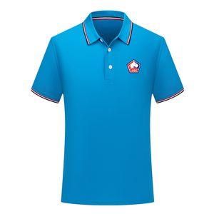 2020 Lille LOSC лето новый стиль хлопка с коротким рукавом отворот поло футбол поло джерси рубашка тренировка футбол рубашка поло мужская мужская Polos