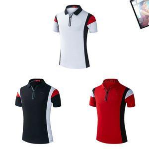 Erkek Tasarımcı Polo Gömlek 2020 Yeni Ünlü Spor Araba Logo Polo Gömlek Erkek Lüks Araç Kısa Kollu Yaz Tee Boyut M-2XL