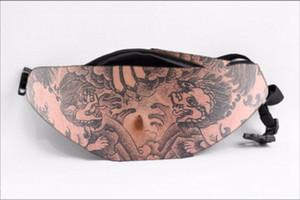 Designer-Popular Dad Bod Crossbody Taille Taschen Universal Anti-Diebstahl unsichtbar Bier Fat Belly Pack