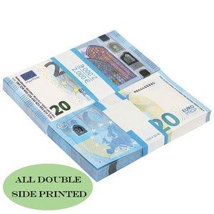 Melhor Prop Euro 10 20 50 100 dinheiro falso boleto dinheiro Filme falso boleto do euro 20 jogar a coleção e presentes