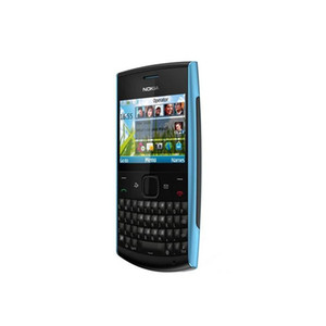 Perakende Kutu 1pc ile Yenilenmiş Orijinal Nokia X2-01 2.4inch Cep Telefonu Kamera GSM WCDMA kilitsiz telefon 1320mAh batarya MP3 Cep telefonu