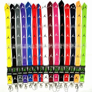 108 Styles Love Blue Pink Letter Neck Strap Lanyard Cellphone Neck Strap Key Ring KeyChain Cellphone Strap for All Models