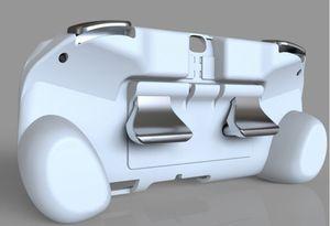 PS3 PS4 게임 액세서리에서 PS VITA PSV1000 2000 동기화 게임에 대한 XBERSTAR L3 R3로 돌아 가기 터치 패드 버튼 모듈