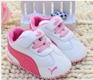 2019 Yeni Tuval spor bebek ayakkabıları 0-18M için Yenidoğan Erkekler Kızlar İlk Yürüyenler Infantil Bebek Yumuşak taban Prewalker Sneakers