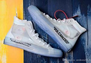 Оптовая Mens Chuck Цельнолитной обувь Всех Ice Blue Женщина 1970s Star кроссовки Дизайнерских Тейлор вскользь тапок 36-45 с коробкой