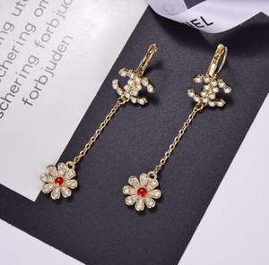 2020 new fashion earrings women letter Earrings free shipping 0229043