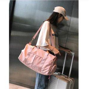 도매 캐주얼 방수 가방 유니섹스 비밀 핑크 여행 운동 스토리지 더플 가방 나일론 브랜드 가방 가방 수하물 해변 ocdmo