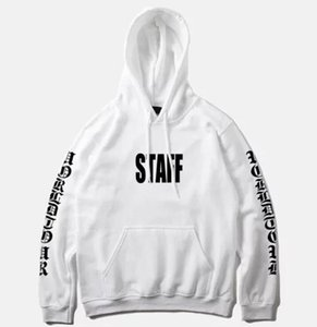 Hoodies Brand Clothing Justin Bieber STAFF Purpose Tour Hoodies Mens Clothes Homme Sweatshirts Hiphop Rap Pullovers