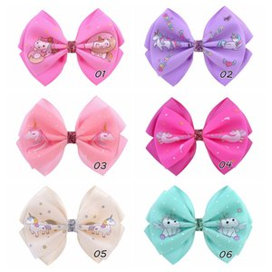 INS Hair Bows 6 Colors 5.1