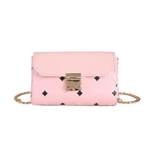Rosa Sugao borse a tracolla borsa catena deisgner donna borsa crossbody piccola borsa in pelle PU piccoli sacchetti quadrati borse per la spesa di alta qualità