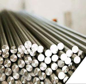 ASTM F136 6al4v titanium bar supplier High quality forged Grade 2 astm b348 rolled industrial pure titanium rod
