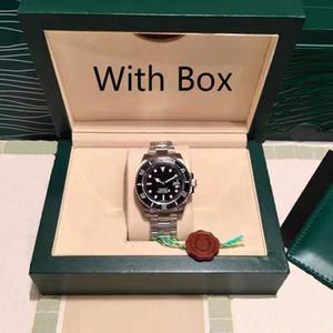 10 colores mens relojes mecánicos automáticos de 40 mm por 2813 hombres del movimiento del reloj resistente al agua de acero inoxidable reloj de zafiro bisel de cerámica