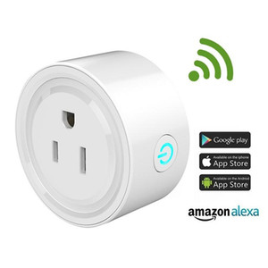 Original Wireless WiFi Smart-Buchse Power-Stecker mit Power Meter Fernbedienung Alexa Phones APP-Fernbedienung von IOS Android