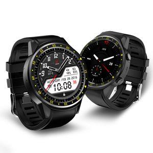 F1 Smart Watch GPS 및 나침반 포지셔닝 심박수 모니터링 고도 기압 Android 및 IOS 용 옥외 스포츠 시계