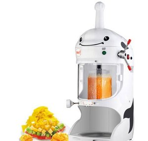 Commercial Shave Ice Maker Commerciale Milk Tea Shop Sander Neve elettrico Crusher Planer Macchina del gelato