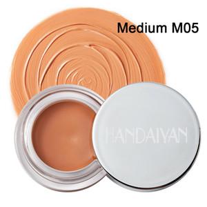DHL FREE HANDAIYAN Face Beauty Concealer Liquid concealer Convenient Pro eye concealer cream New Hot Sale Makeup Brushes foundation