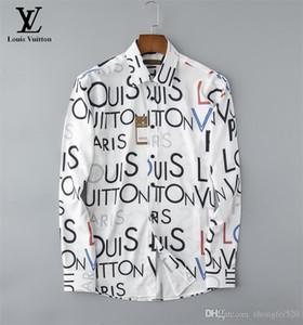 Chemise Casual pour hommes de la marque pour hommes à manches longues à rayures slim fit camisa masculina social hommes T-shirts nouvelle mode homme chemise à carreaux