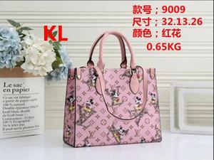 2020 New Fashion Designer Casual Tote Bag Shoulder Bag Messenger Handbag Wallet Handbag Backpack new free shipping