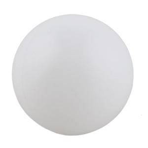 مجموعة من 12 كرة تنس بيضاء بدون علامة عادية