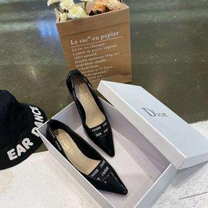 Zapatos de las mujeres altos vestido de la manera Señora Negro Individual shore causal forman los zapatos de cinta
