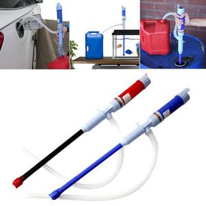 Liquid Transfer Oil Pompa azionamento idraulico elettrica di trasferimento esterna dell'automobile del veicolo Fuel Gas Aspiratori olio liquido