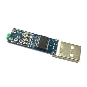 Mini USB PCM2704 DAC Carte son simulation DAC Conseil décodeur pour PC ordinateurs