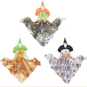 Decorazione di DIY corsa o la festa del partito del partito Prop Scena layout di Halloween pieghevole ciondolo appeso decorativi