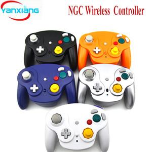 10PCS Controlador sem fio Bluetooth Gamepad joystick para GameCube para NGC YX-NGC-1