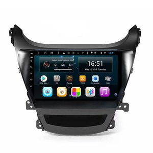 Android 9 inch 8-core for hyundai elantra 2014 Car PC Multimedia Player Radio WIFI Bluetooth GPS Navigation Wifi Head Unit
