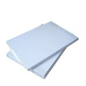 100 Blatt A4-Format Sublimationswärmeübertragung Papierschnelltrockn baking pap blank Heimwerkerdruckpapier A05